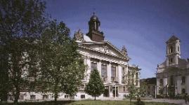 Piarista iskola és templom