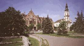 Városháza és Nagytemplom